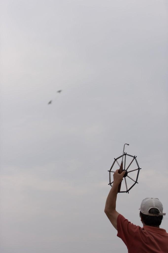 70-200mm 凧揚げ2
