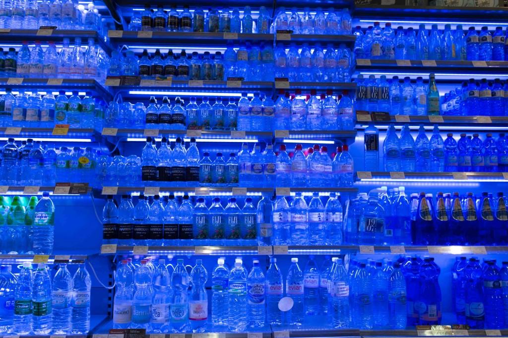 上海スーパー撮影