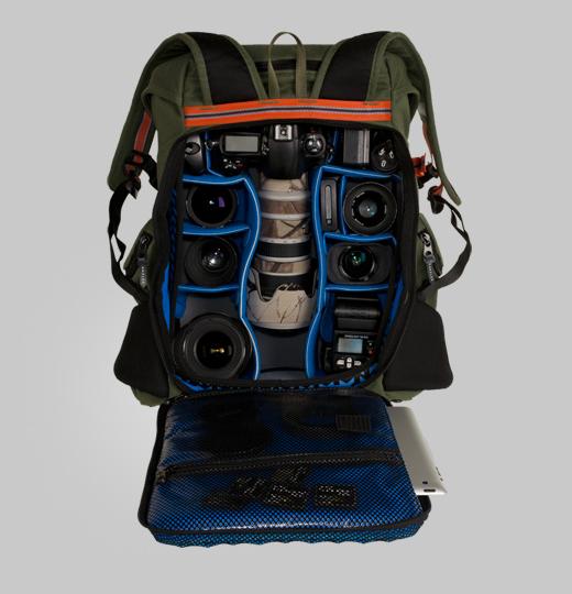 カラチアウトポスト カメラバッグ