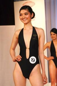 ミス・インターナショナル日本代表2