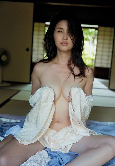平成の団地妻橋本マナミ