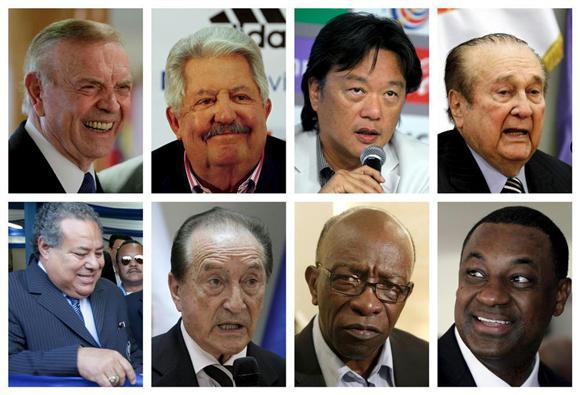 FIFAの逮捕者