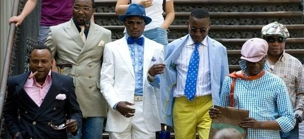 コンゴのファッション